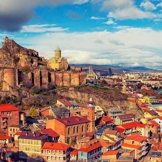 Тбилиси весной или 2 дня в царстве царицы Тамары