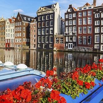 10 вещей, которые нужно сделать в Амстердаме. Только правда!