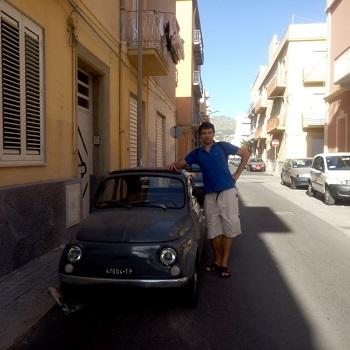 Сицилийские каникулы или три моря за 7 дней и восхождение на Этну