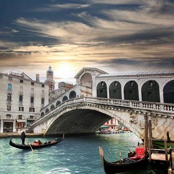 Венеция город на воде