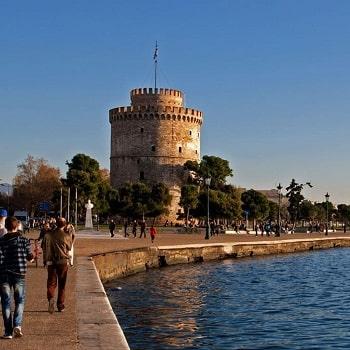 Экскурсии в Халкидики в Греции