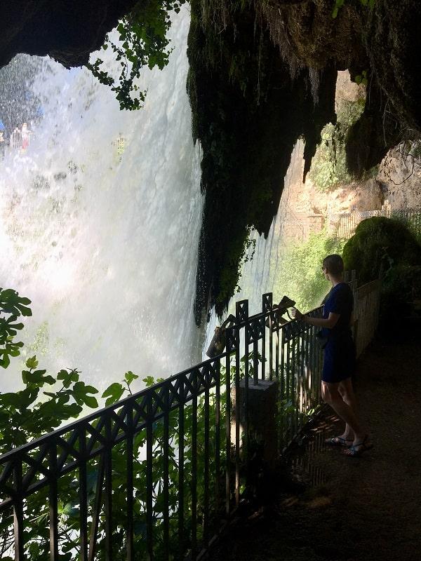 эдесса водопады нетуристические места