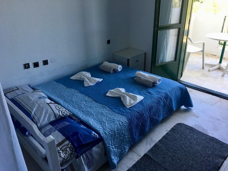 где снять апартаменты на море в греции