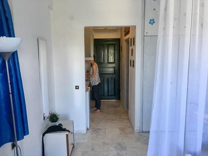 отлеи и виллы на первой линии в греции