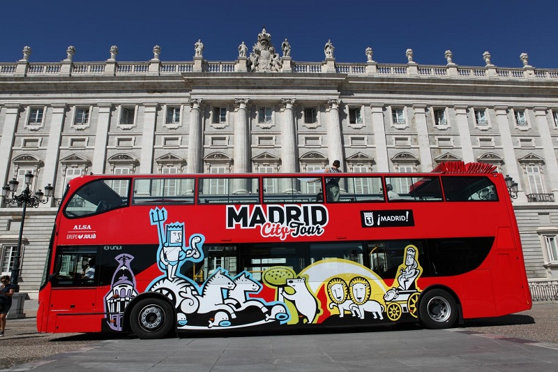 madrid city tour мадрид сити тур