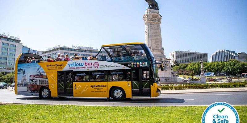 Самостоятельная экскурсия в Лиссабоне